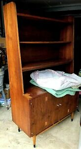 Beautiful Lane Acclaim By Andre Bus One Piece China Cabinet Pick Up Only Nw Pa