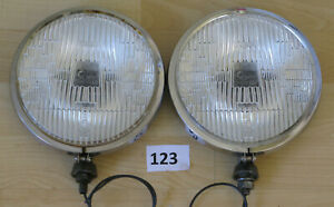 Cibie 45 Iode Driving Lights Pair Marchal Carello Hella