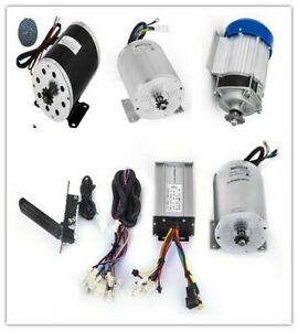 1000w 48v Bldc Brushless Unite Motor Bm1020 For Gokart Scooter Ebike Diy