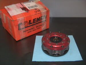New Coleman Racing Products 5 5 5 1 2 Pro Series 10 Spl 4 Disc Clutch Chevy 2p