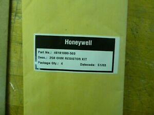 Honeywell 46181080 503 Ohm Resistor Kit