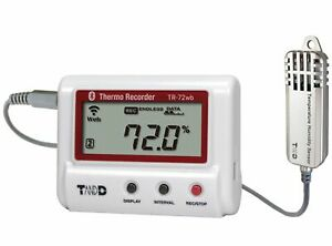 Tr 72wb s Bluetooth Wi fi Data Logger With High Precision Accuracy