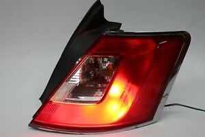 2010 2012 Ford Taurus Passenger Right Side Rear Tail Light