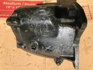 Ford Borg Warner T10 4 Speed T10h 1 Main Case 1965 1966 Mustang Falcon Galaxie