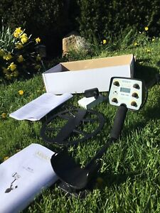 Mikron Nrg 150 Metal Detector Now In Usa