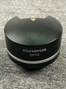 1pcs Used Ccd Camera Olympus Dp72 By Dhl Or Ems g41e Xh