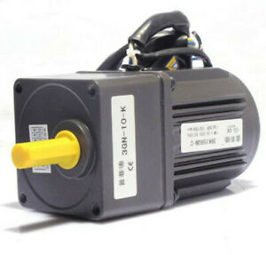Ce 220v 15w Ac Gear Motor Electric Motor Variable Speed Controller 1 10 125rpm