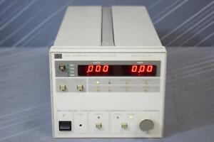 Keysight agilent 6038a Dc Power Supply 60 V 10 A 240 W Programmable