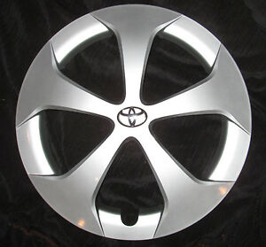 One Replacement Toyota Prius Hub Cap 2012 2013 2014 2015 Wheel Cover 498 15s