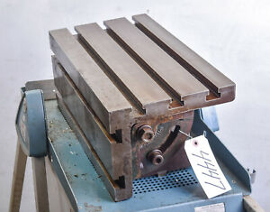 Adjustable Angle Plate 10 X 18 ctam 4447
