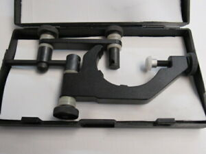 Test Indicator Holder 1 7 8 Clamp In Fitted Plastic Case