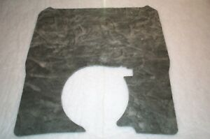 1970 Amx Javelin Ram Air Hood Insulation With Clips 70