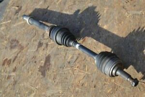2001 Toyota Sienna Left Driver Side Front Axle Shaft