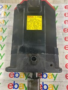 Fanuc Robot Ac Servo Motor Is 30 3000 A06b 0267 b605 s037 Us Seller Used