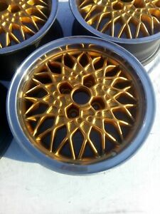 Bbs Ra 375 6x15 Et 35 4x100 For Vw Opel Bmw