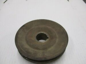 Case Tractor Crank Shaft Pulley Part G11712