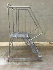 Ballymore Rolling Step Ladder 30 Platform