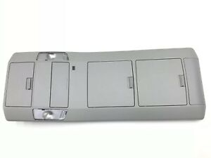 2007 2013 Toyota Tundra Double Cab Oem Gray Overhead Roof Console W Bluetooth