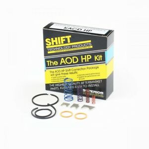 Superior Kaod hp Ford Aod High Performance Shift Kit Automatic Transmission