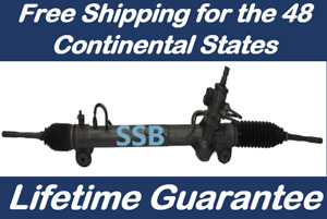 92 Complete Power Steering Rack And Pinion Assembly For Highlander Rx330 Rx350