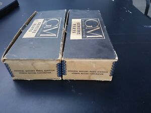 Vintage Gm Accessories Nos 1930 S 50 S Brake Shoes Chevy Car