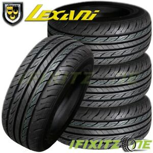 4 New Lexani Lxtr 103 205 60r15 91h All Season Performance Sport Tires 205 60 15