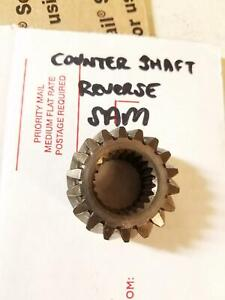 86 95 Suzuki Samurai 5 Speed Transmission Counter Shaft Reverse Gear Trans 5sp