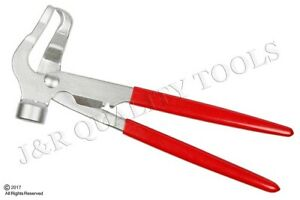 Installer Remover Pliers For Wheel Weights Balance Rims Auto Hammer Tire Tool