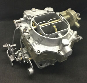 1957 1958 Dodge Carter W Power Pack Wcfb Carburetor Remanufactured