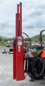 New Shaver Hd10 hyd Post Driver 3 Point Low Cost Shipping Is Amazing Fast