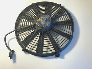 14 3 4 Diameter 12v Radiator Electric Fan Tnc