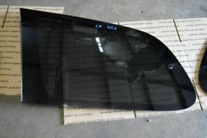 2001 Toyota Sienna Left Driver Side Quarter Glass Window Without Antenna