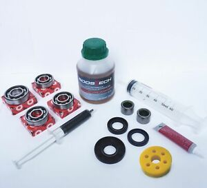 Magnuson Supercharger Trd Toyota 4runner Tacoma 3 4l Mp62 Rebuild Repair Kit