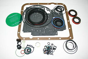 4l60e Transtec Gasket Set 93 96 Overhaul Kit Transmission Seals Gaskets Orings