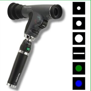 Original Welch Allyn 3 5v Panoptic Ophthalmoscope Lithium Handle 11824 vsm