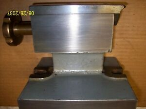 Machinist Dividing Indexing Head With Tailstock