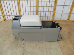 04 08 Ford F150 Pickup Truck Armrest Cup Drink Holder Storage Center Console