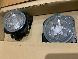 2002 2005 Land Rover Freelander Genuine New Fog Lamp Kit Stc53048 Nib
