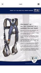 Dbi Sala Exo fit Harness Size Large Free Shipping