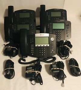 Polycom Soundpoint Ip 501 Sip 2201 11501 001 Ip650 Sip 220112630001 Office Phone