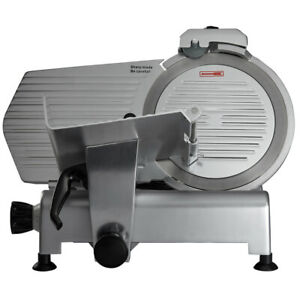 Avantco Sl312 12 Manual Gravity Feed Meat Slicer 1 3 Hp