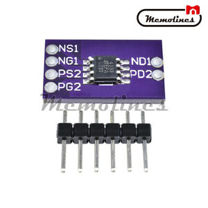 Si4599 N And P Channel 40v d s Mosfet Module Expansion Board