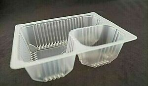 1 Case Of Form Plastics 2 Cmpt Nacho Tray 6264 200201 1500 total Qty