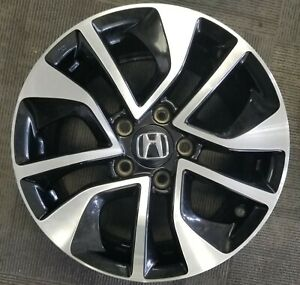 16 Honda Civic Factory Oem Alloy Wheel Rim 16x6 1 2 2013 2015