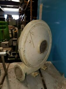 3 Thien And Co Fnr 429140 Electric Blower fan 0 37 Kw 460v