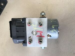 Porsche 996 Abs Hydraulic Brake Pump With Traction Control Option 99635575504