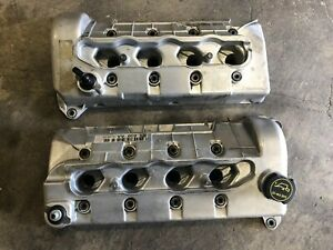 2003 2004 Ford Mustang Svt Cobra Valve Covers Dohc Supercharged 4 6l 03 04 99 01