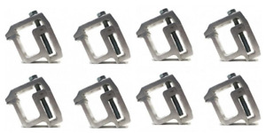 The Rop Shop 8 New Truck Cap Mounting Clamp Topper Camper Shell For Laventure