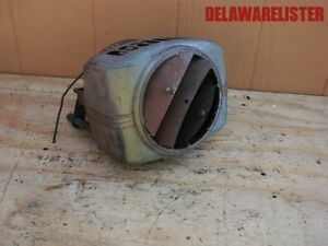 Vintage Antique Car Truck Heater Six Volt From 1941 Dodge Truck