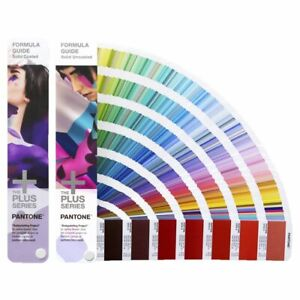 Pantone Formula Guide Coated Uncoated Gp1601n